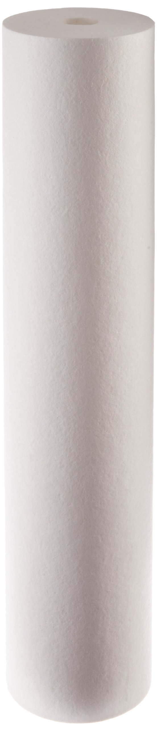 Pentek DGD-2501-20 Spun Polypropylene Filter Cartridge, 20'' x 4-1/2''