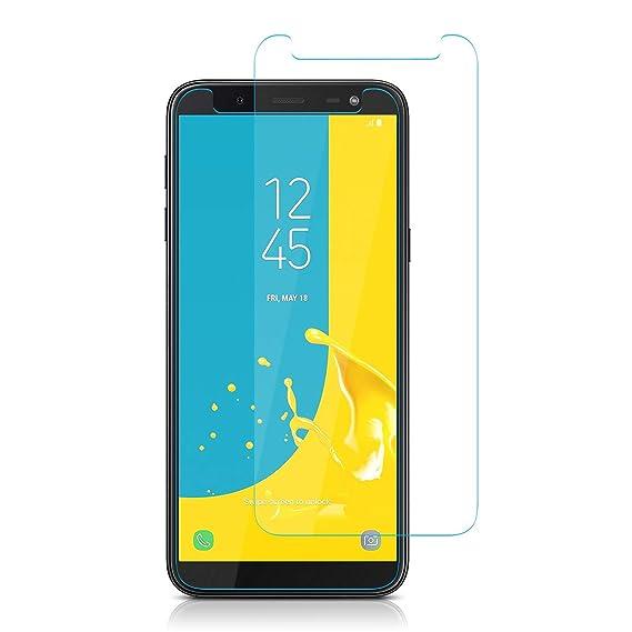 ELZO Protector Pantalla para Samsung Galaxy J6 [2 Piezas ...