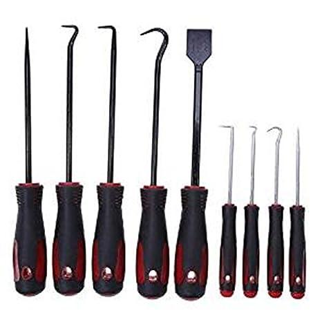 Amazon.com: Juego de 9 piezas de destornilladores para ...