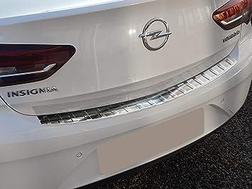 AFCP - Protección de Parachoques de Acero Inoxidable para Opel Insignia B Grand Sport a Partir de 02/2017.: Amazon.es: Coche y moto