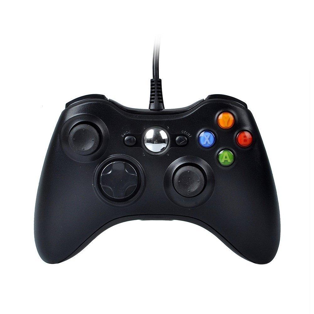 Xbox 360 Controller, Stoga Kabelgebundene USB Gamepad Controller für ...