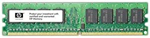 HP 2GB (1x2GB) Dual Rank x8 PC3-10600 (DDR3-1333) Registered CAS-9 Memory Kit (FOR SERVER ONLY)