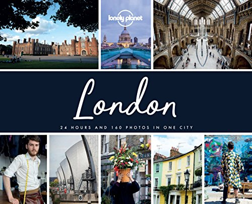 Pdf Travel PhotoCity London (Lonely Planet)