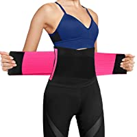 Ufanore Unisex Waist Trainer for Stomach and Low Back Support (several colors)