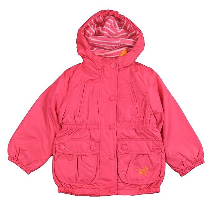 e4f02b09b Amazon.com: Osh Kosh B'gosh Little Girls Pink 4-IN-1 Spring Jacket ...