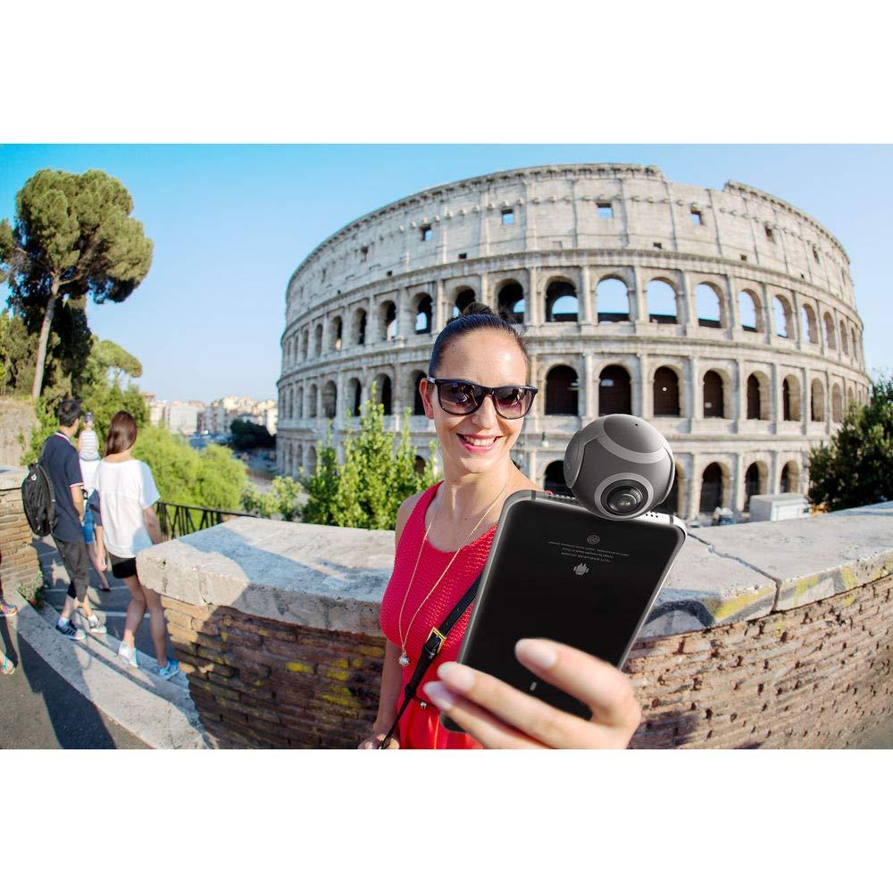 Insta360 360 VR Camera Insta360 Air (Micro USB) - CINMAIR/B, Black, Compact by Insta360