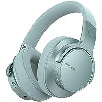 Mixcder E7 Noise Cancelling Kopfhörer, Bluetooth Kopfhörer Over Ear mit Eingebauten Mikrofon, Wirelss Kopfhörer Bluetooth 5.0 Duale 40mm, 30 Stunden Spielzeit, Hi-Fi Stereo Bass (Fresh Mint)