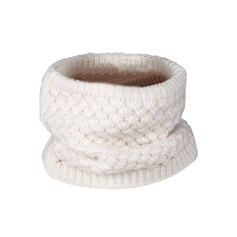 BESTOYARD Collo Sciarpa Donna inverno maglia Cercio Crochet sciarpa scialle copricollo scaldacollo 718802XGLGBF2L312KNTS