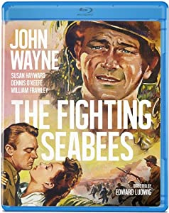 The Fighting Seabees [Blu-ray] by Olive Films