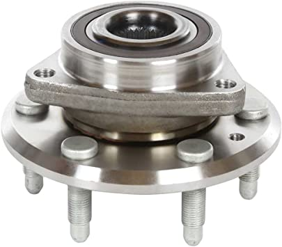 Prime Choice Auto Parts HB613279 Front and Rear Wheel Hub Assembly for Left Driver and Right Passenger