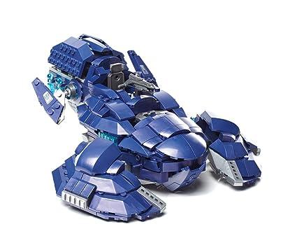 Mega Bloks Halo Covenant Wraith Ambush