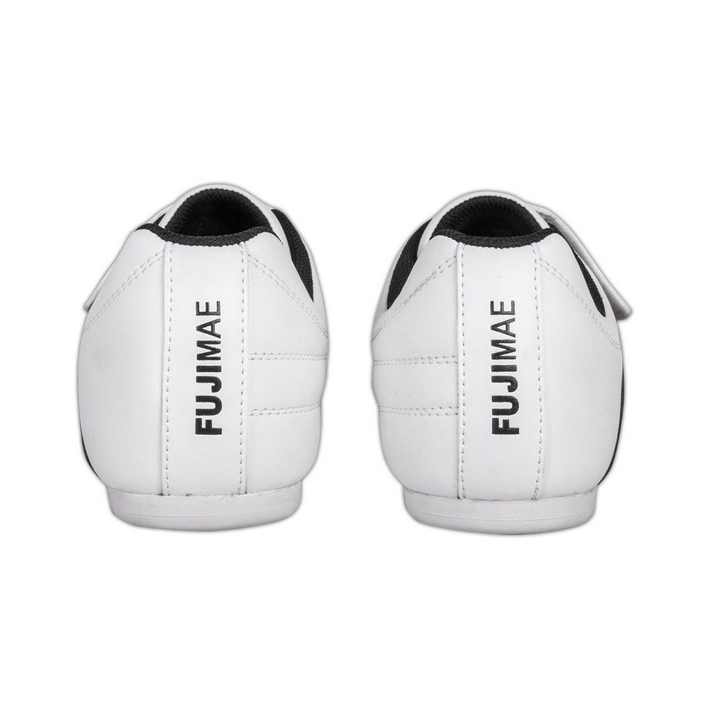 Zapatilla Taekwondo Double Power Velcro Blanco
