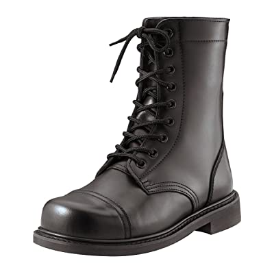 Rothco G.I.Type Steel Toe Combat Boot: Sports & Outdoors