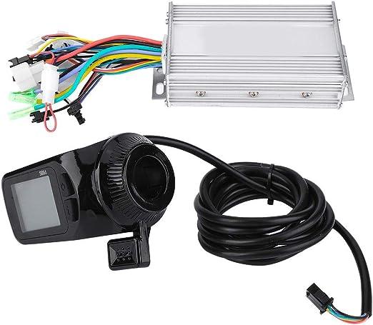 Controlador del Motor+ Panel de Pantalla LCD Resistente al Agua ...