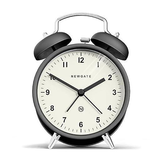 Amazon.com: Newgate Charlie Bell Reloj despertador, color ...
