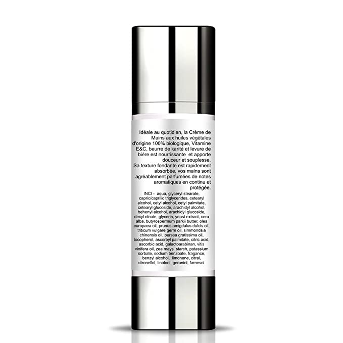 Crema de Manos Ecológica 30 ml: Amazon.es: Belleza