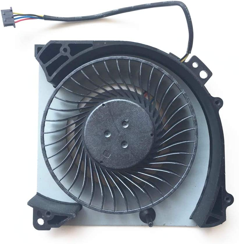 NBFAN Laptop Replacement Cooler Fan for Gigabyte Aorus X7 X7 v2 X7 v6 CPU Cooling Fan FCN DFS20005AA0T FH37