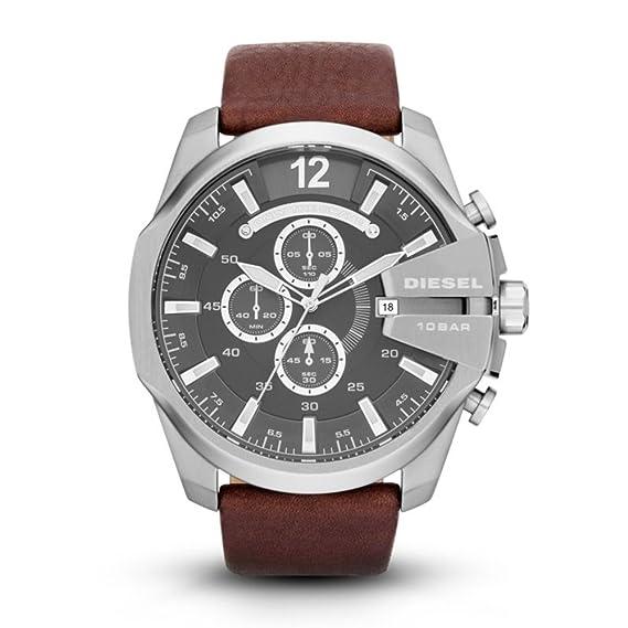 b6499f00839e Diesel DZ4290 Reloj Mega Chief