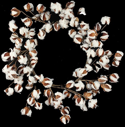 20'' Real Cotton Wreath]()