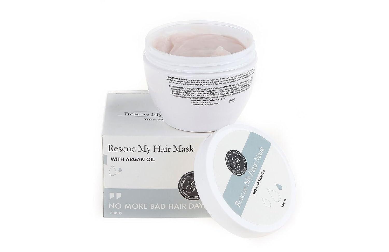 Amazon Com Rescue My Hair Mask Intensive Hydrating Moisturizing