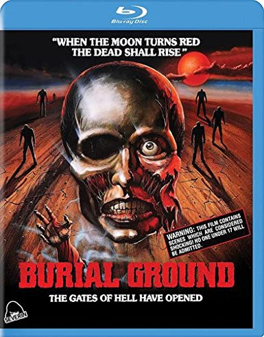 Burial Ground: The Nights of Terror directed by Andrea Bianchi