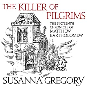The Killer of Pilgrims Audiobook