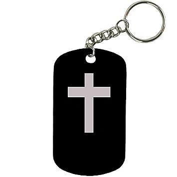 Amazon.com: Personalizado grabado personalizado cruz, Jesús ...