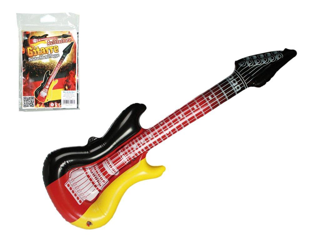 Palleon - Juego de 6 Guitarras hinchables con diseño de la ...