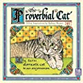 Proverbial Cat, The 2017 Wall Calendar