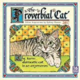 img - for The Proverbial Cat 2017 Wall Calendar book / textbook / text book