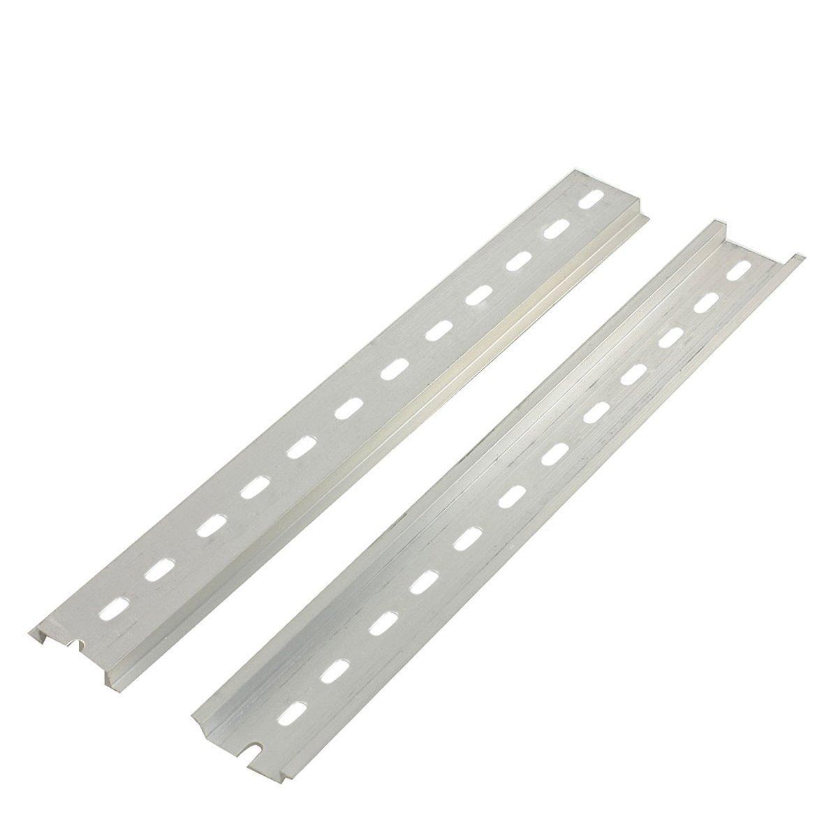 Saim 35/mm ancho con ranuras dise/ño aluminio carril de montaje DIN 250/mm 9.8/ LS12240000118