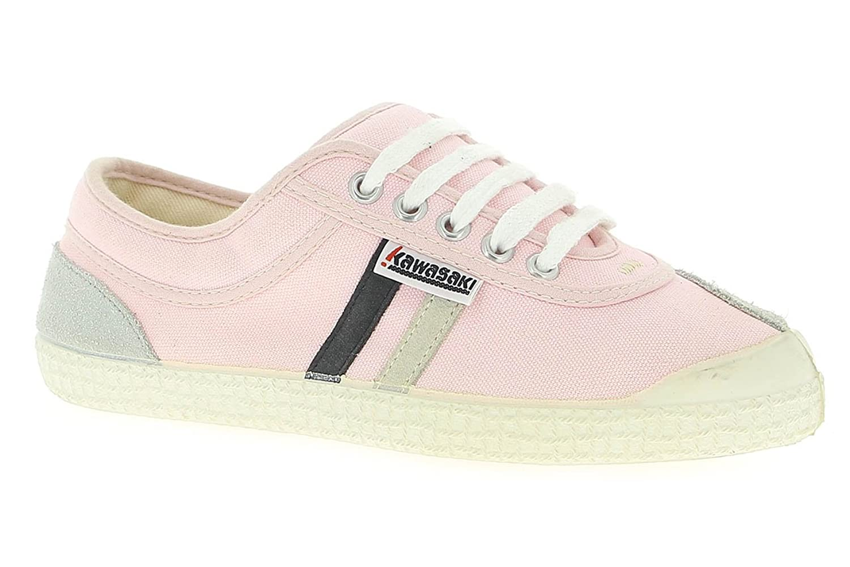 Zapatos blancos Kawasaki infantiles 8kdSiV