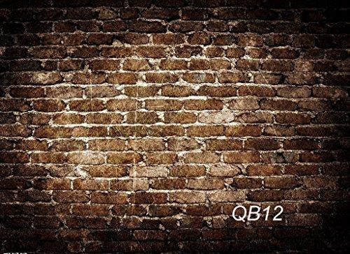 LB 9x6ft Brick Wall Vinyl Photography Backdrop Customized Photo Background Studio Prop QB05