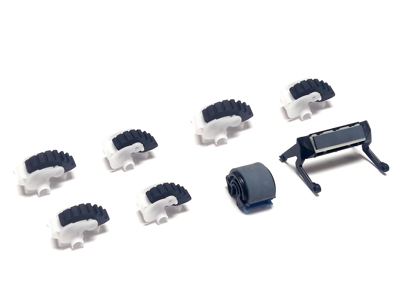 AltruPrint 4600-RK-DLX-AP Deluxe Roller Kit for HP Color LaserJet 4610/4650/4600 & Canon imageCLASS C2500 includes Rollers for Tray 1/2/3/4