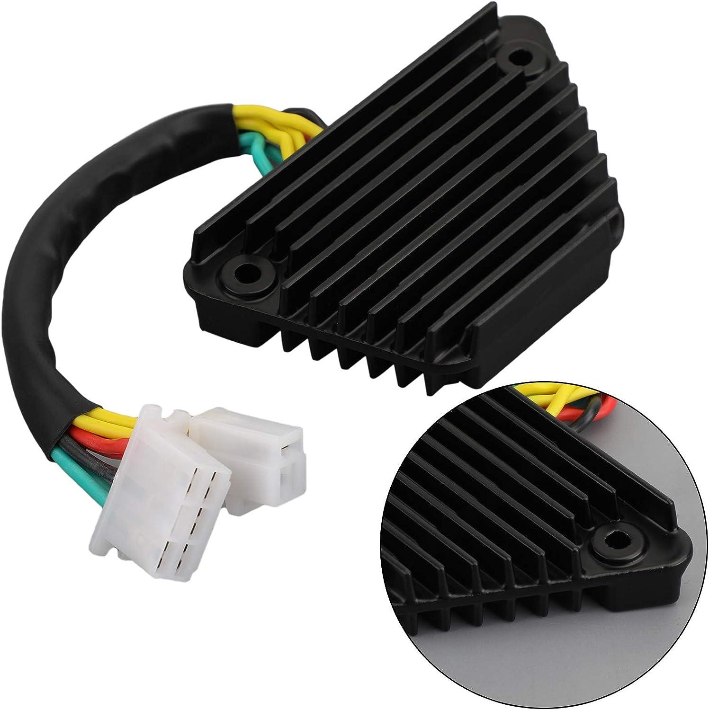 CHENDGE2 Voltage Regulator Rectifier Fit for Hon-da VT700C VT500 C//F Shadow NV400 CBX400 83-86