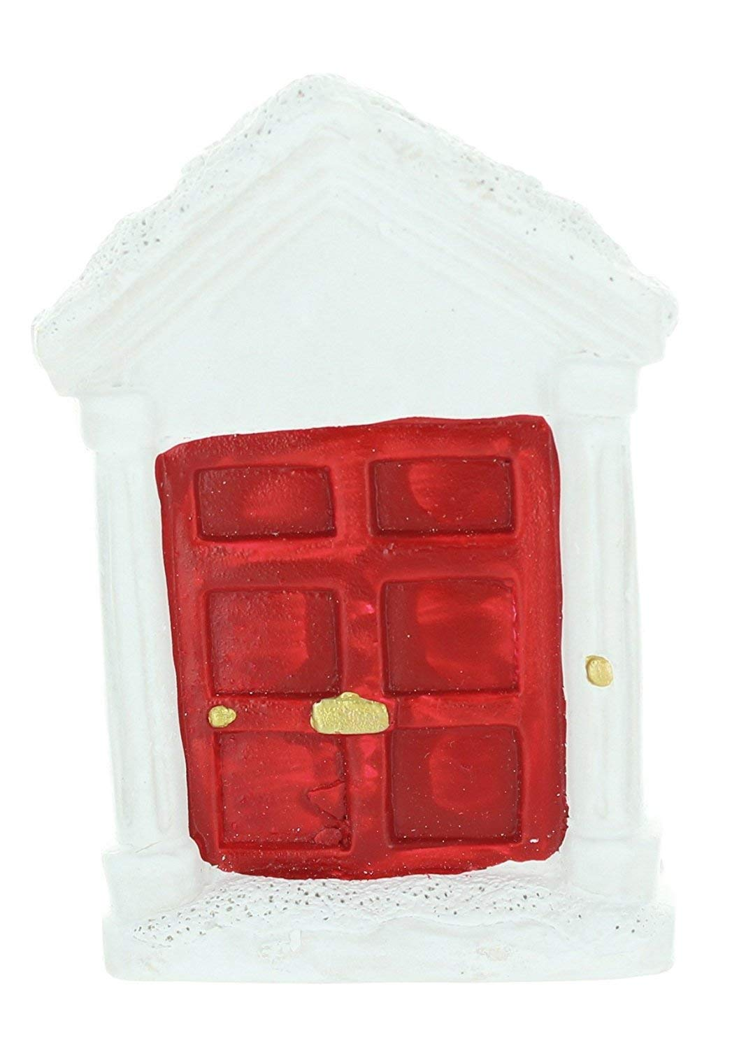 Elves Behavin' Badly Christmas Festive Elf Door - Polystone - 5.5x3.75 in. PMS