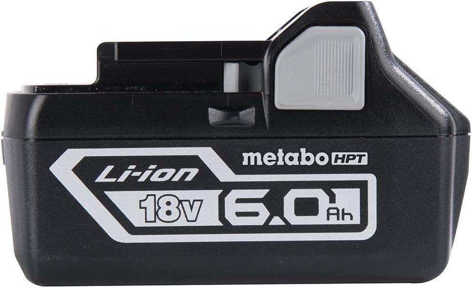 Amazon.com: Metabo HPT 339782M - Batería de ion de litio (18 ...