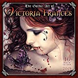 The Gothic Art of Victoria Francés 2019 Wall Calendar, 12 x 12, (CA-0428)