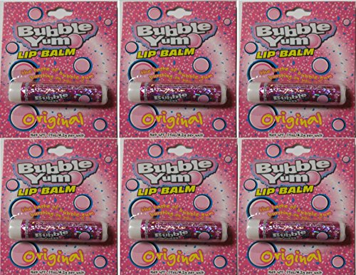 Which are the best bubble yum lip balm available in 2019?