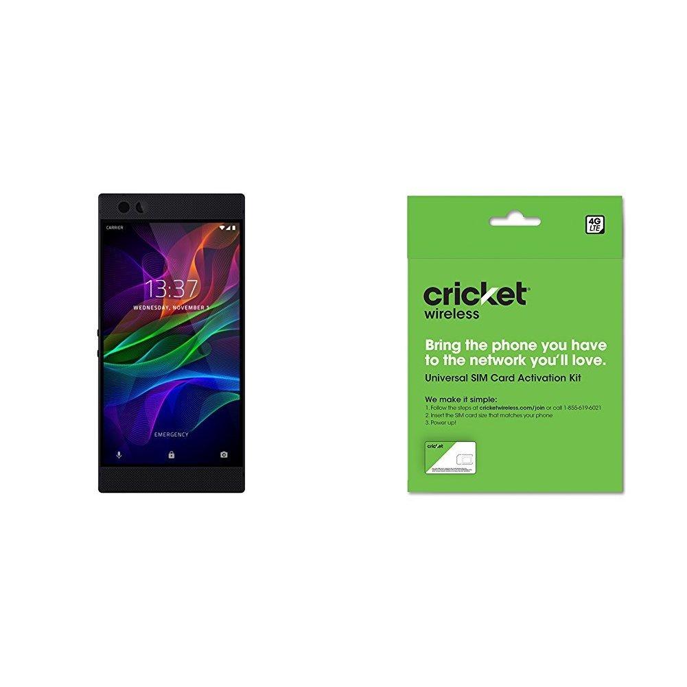 Razer Phone and Cricket Wireless BYOD Prepaid SIM Card by  (Image #1)