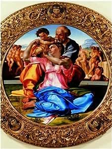 """Editions Ricordi 2901N26027 - Puzzle de 1500 piezas del cuadro """"Michelangelo: Sagrada Familia"""""""