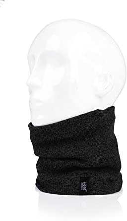 Heat Holders 2.6 Tog Mens Thermal Winter Neck Gaitor Warmer One Size HHNW-7604