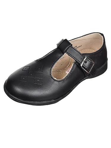89b8d718a Amazon.com | Laura Ashley Girls' Mary Jane Shoes | Oxfords