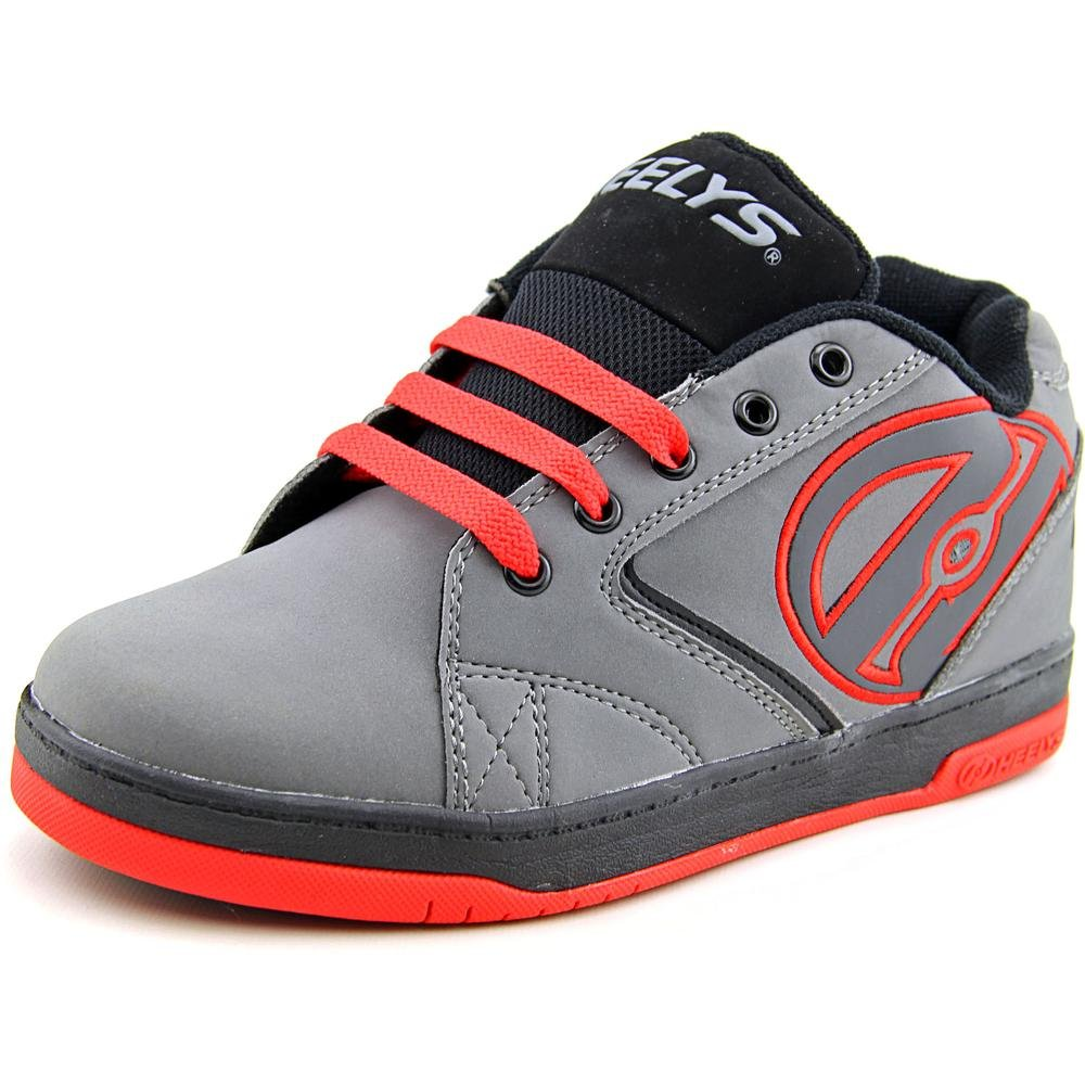Heelys Men's Propel,Grey/Black/Red,US 8 M