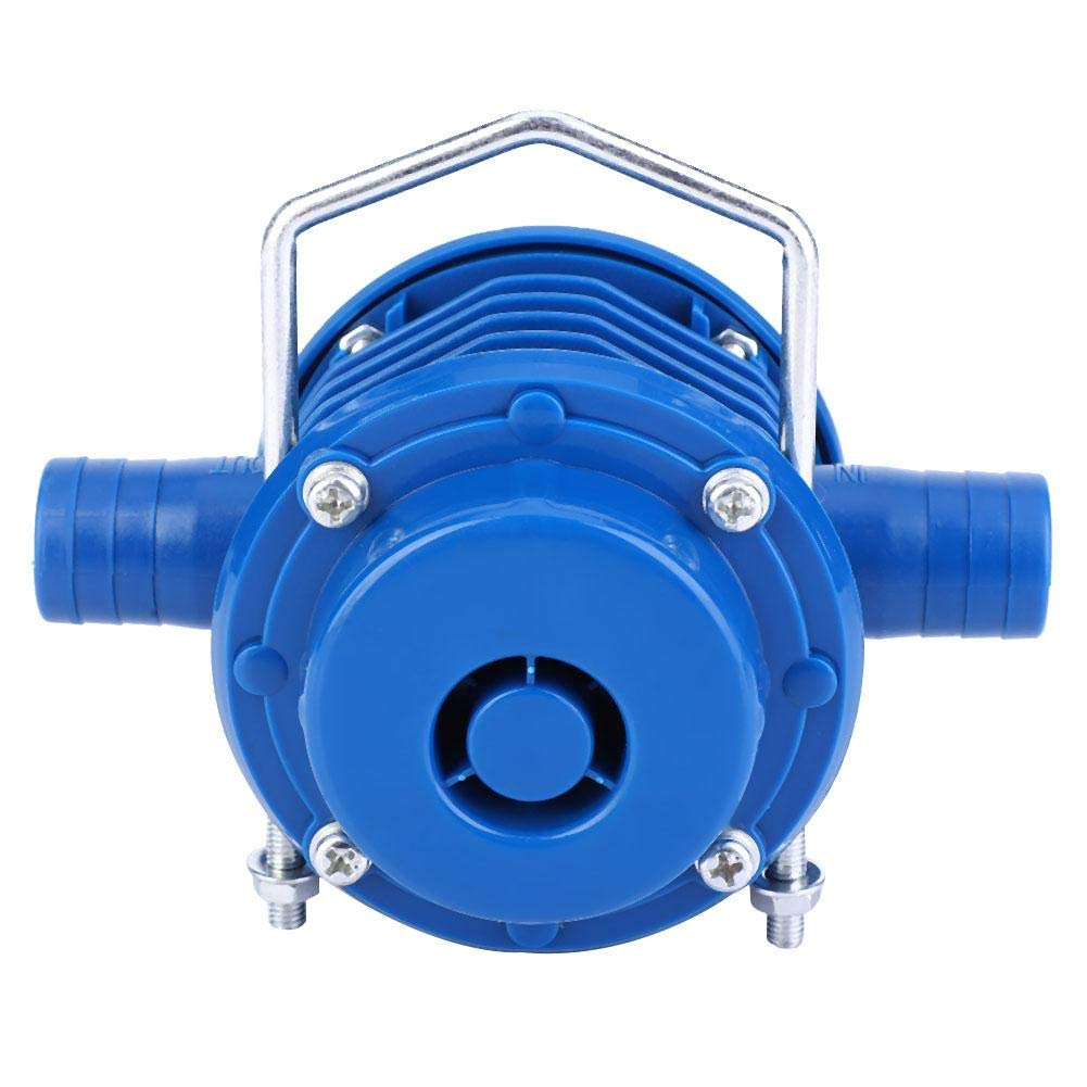 Drill Water Pump Electric Dril Water Pump Self Priming for Multiple Purpose Hand Drill Water Pump