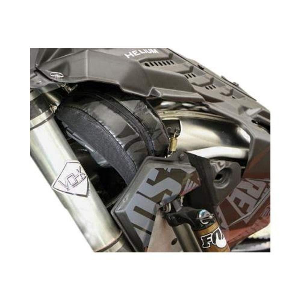 Skinz Protective Gear NXGB800-BK NXT LVL Underhood Goggle Bag