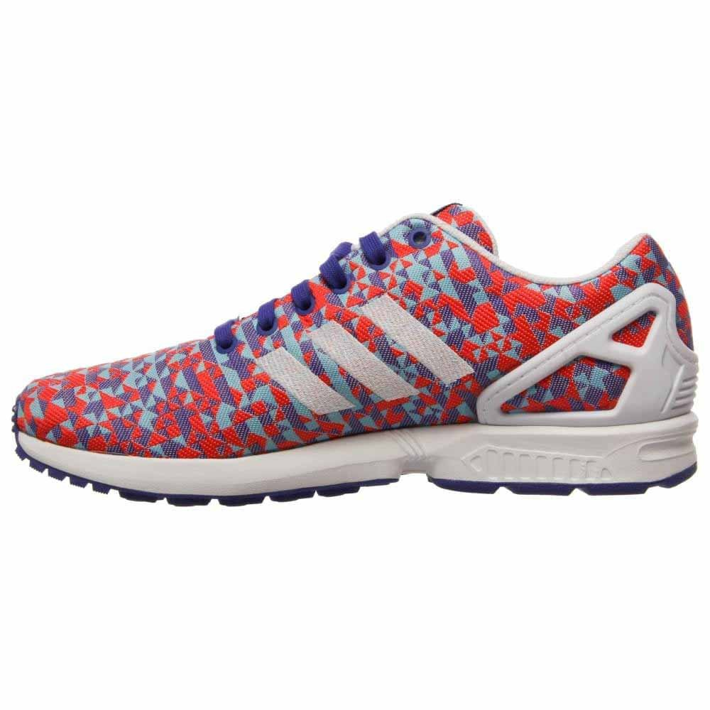 adidas ZX Flux Weave Men's Running Shoes B00O2CFASO 10.5 D(M) US|Red