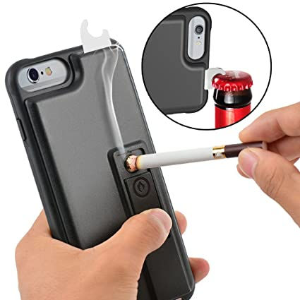 outlet store 70a4e 00936 iPhone 6 Plus Case, ZVE iPhone 6s Plus Multifunctional Lighter Case ...