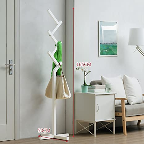 Amazon.com: Perchero de pared con diseño de CR Coat Rack ...