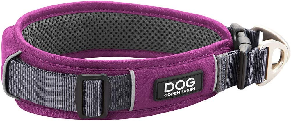 DOG Copenhagen - Collar Urban Explorer Negro L/XL: Amazon.es ...